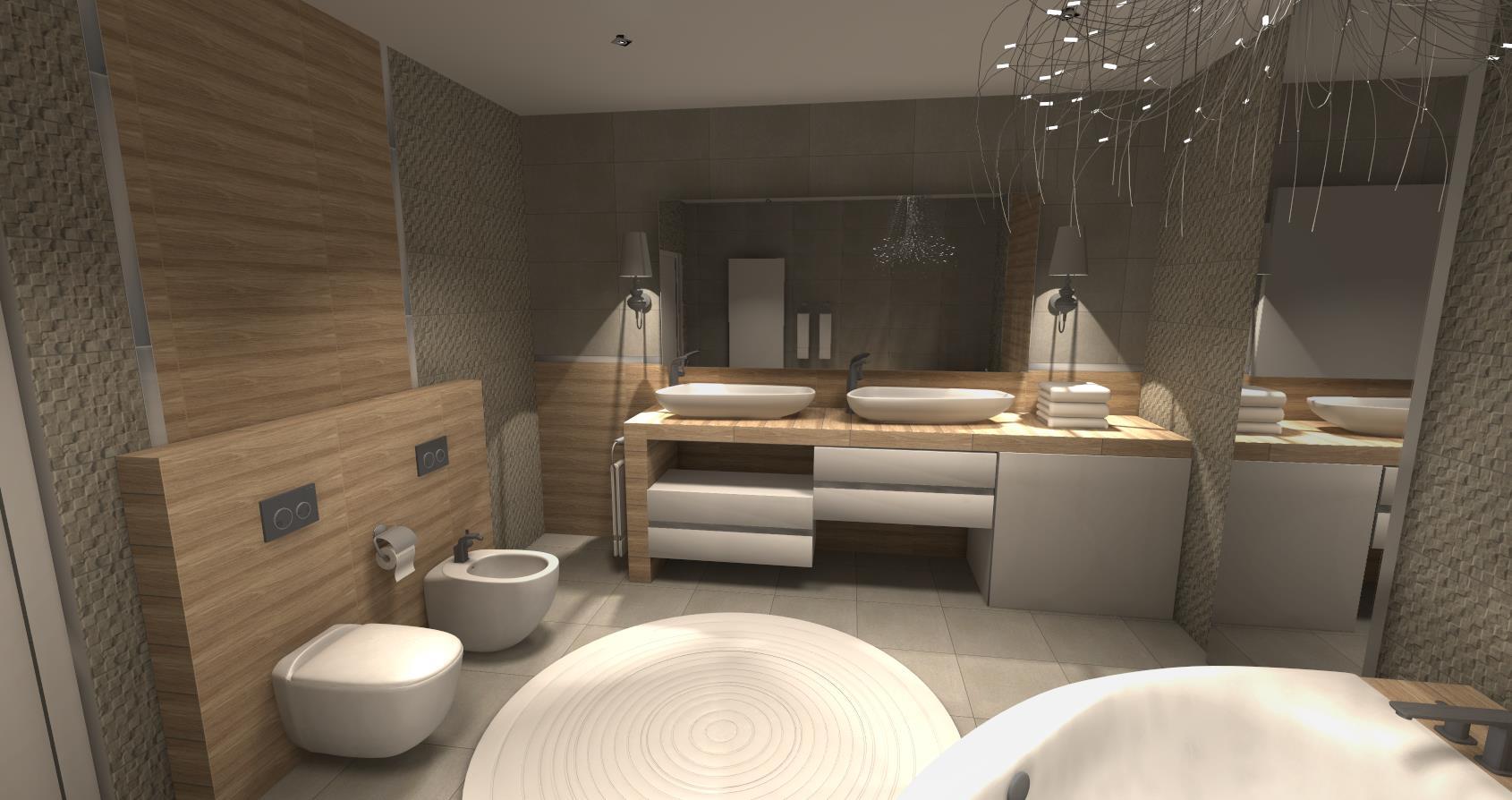 Projekty łazienek Oraz Innych Wnętrz Mińsk Mazowiecki